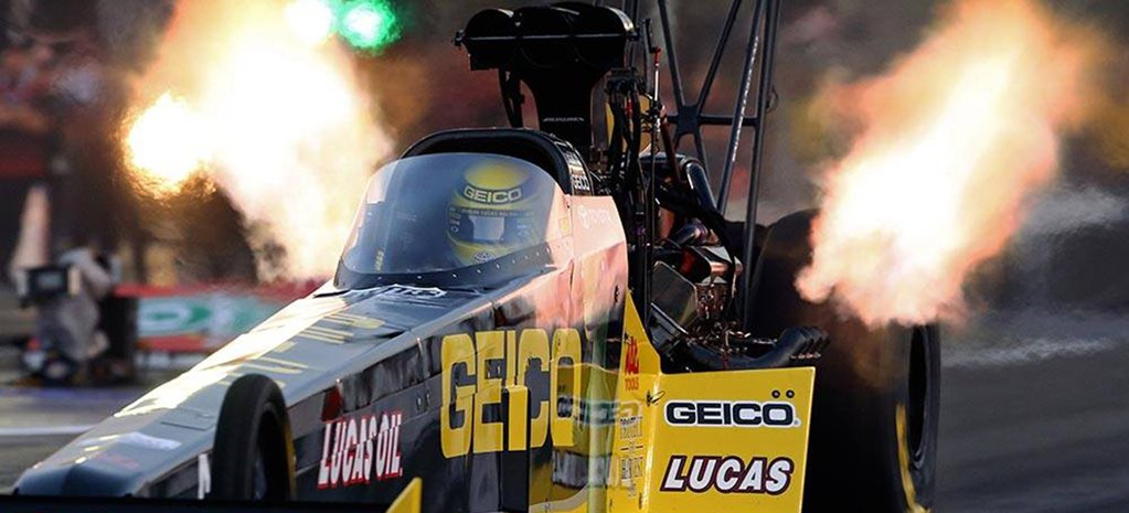 VIDEO: AUSSIE TAKES HIS THIRD NHRA TOP FUEL MEETING