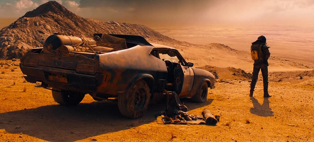 MAD MAX: FURY ROAD EXPOSE OUT TOMORROW