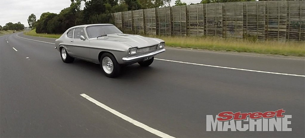 VIDEO: CRUISING WITH AN EIGHT-SECOND CAPRI