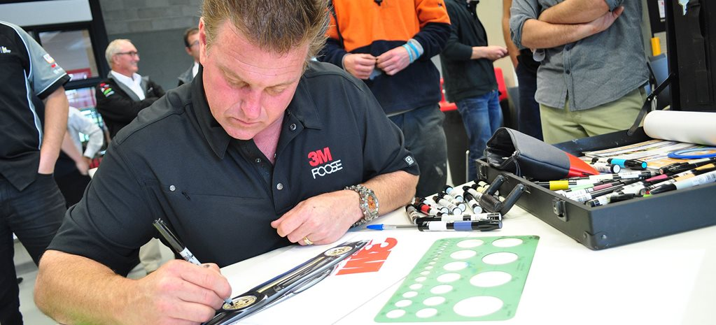 VIDEO: CHIP FOOSE IN AUSTRALIA