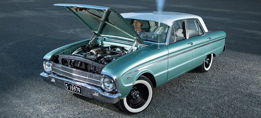 TOYOTA-POWERED XM FORD FALCON: READER'S CAR OF THE WEEK