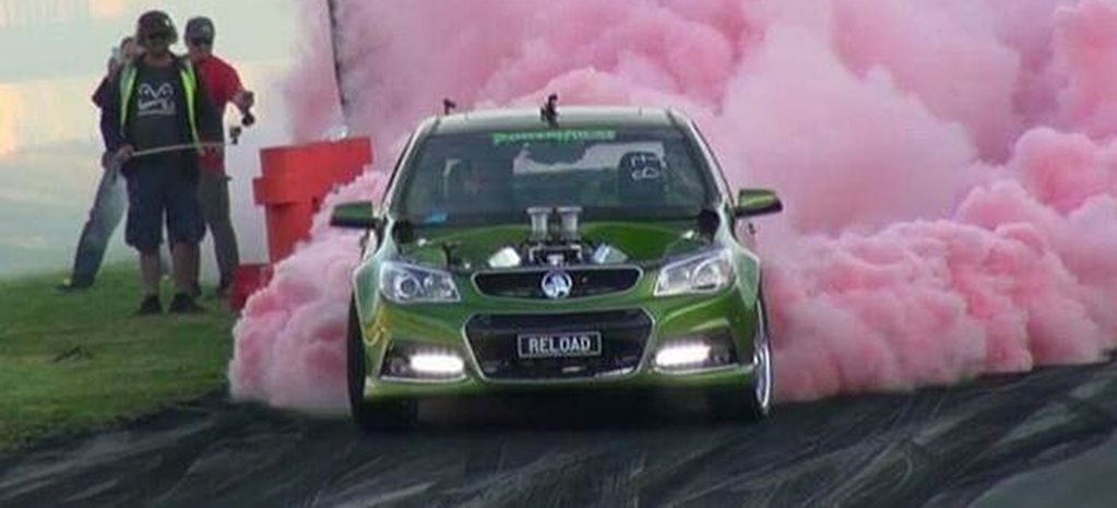 VIDEO: RELOAD VF COMMODORE DEBUTS AT BRASHERNATS