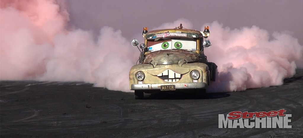 VIDEO: MATER DOES BRASHERNATS 2015