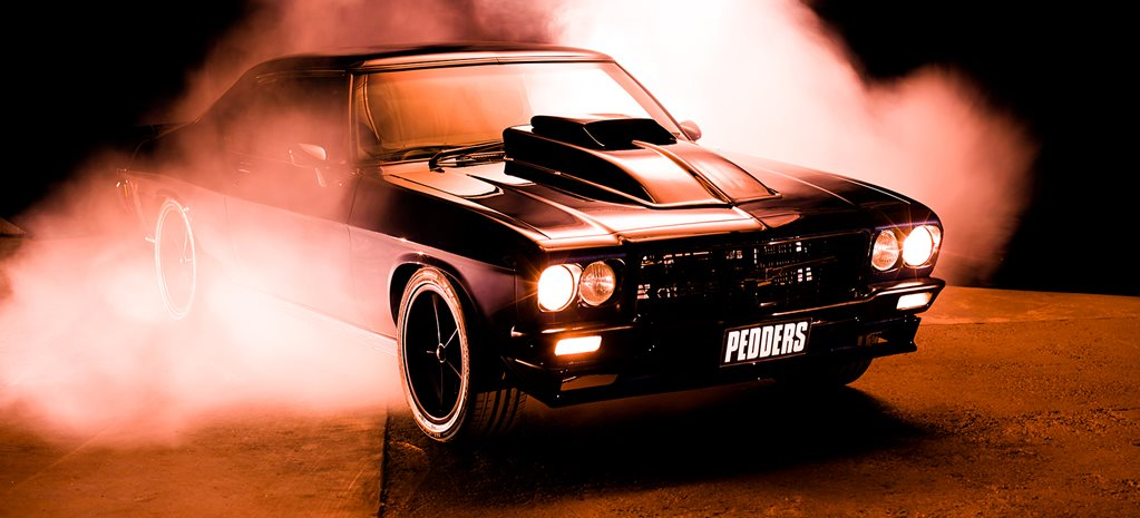 VIDEO: PEDDERS BUILDS A MAD MAX-STYLE MONARO