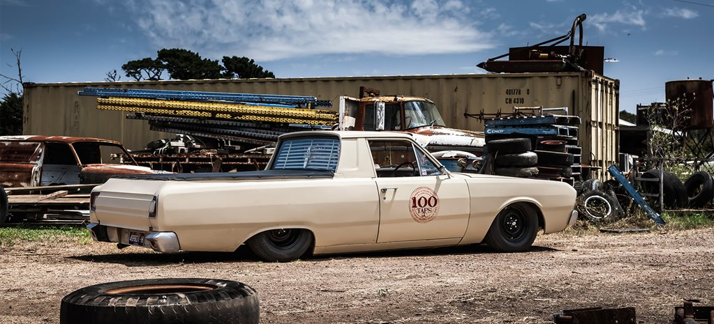SLAMMED DODGE UTE: READER'S CAR OF THE WEEK