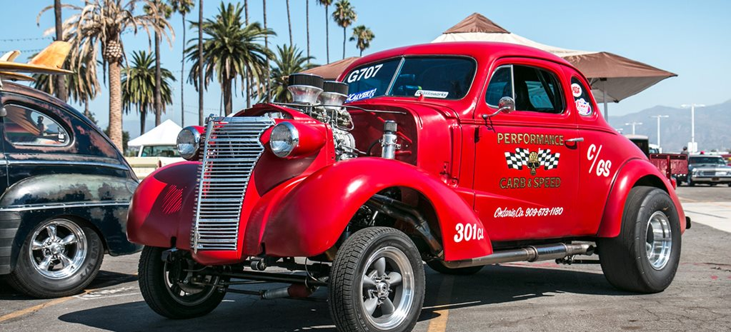 HOT ROD HEAVEN: 51ST LA ROADSTER SHOW
