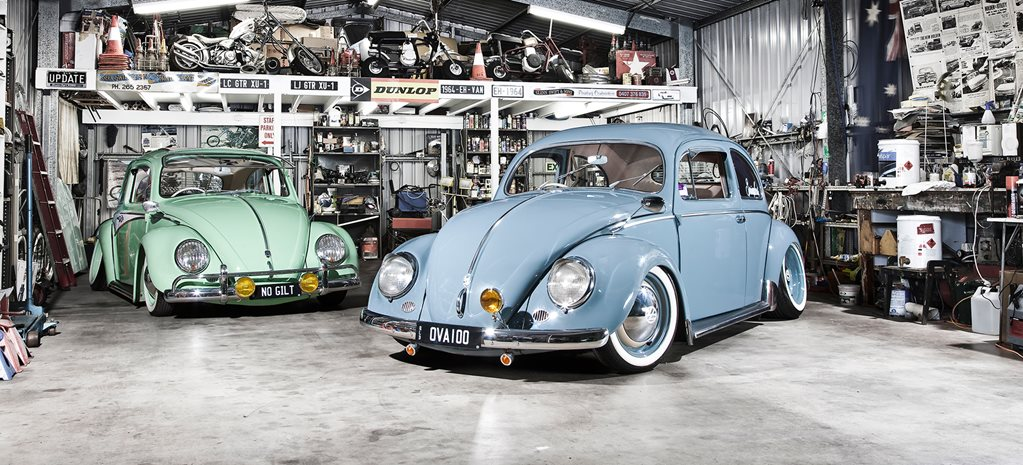 VW BUG LIFE: SLAMMED BEETLES