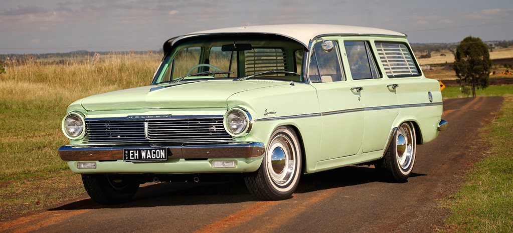 EH HOLDEN WAGON: READER'S CAR OF THE WEEK