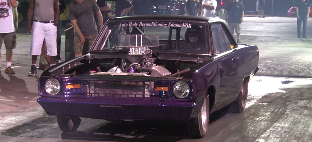 VIDEO: AUSSIE-TUNED DOMINATOR IN ACTION