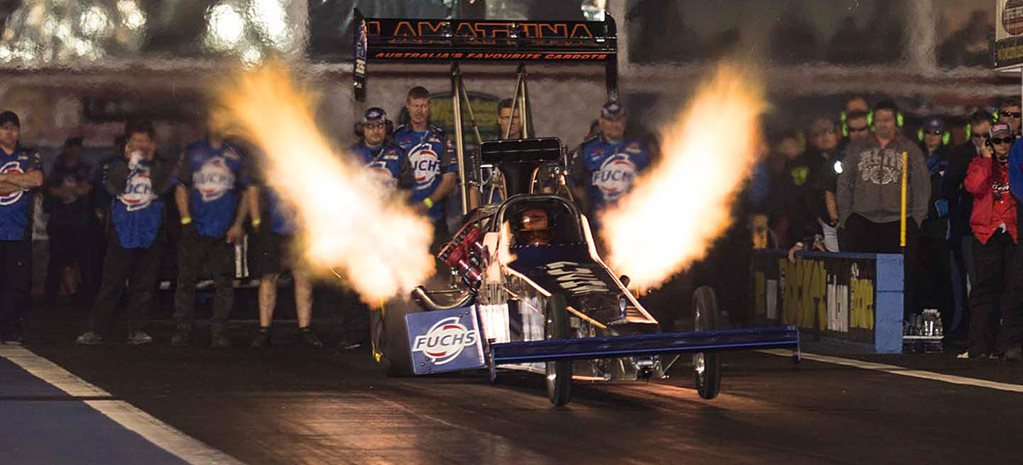 LAMATTINA TOP FUEL TO SHUT DOWN RACING OPS