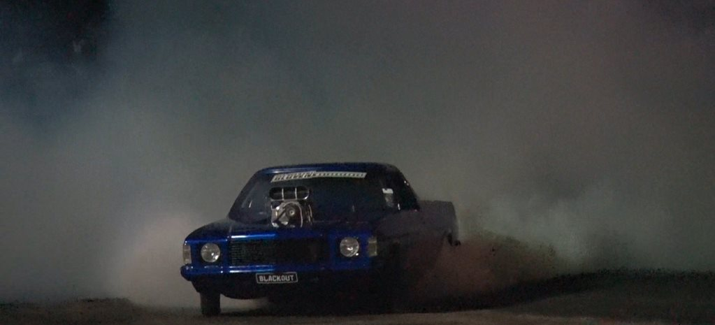 VIDEO: MATT PURNELL'S BIG BLOCK UTE WINS GAZZANATS DARWIN