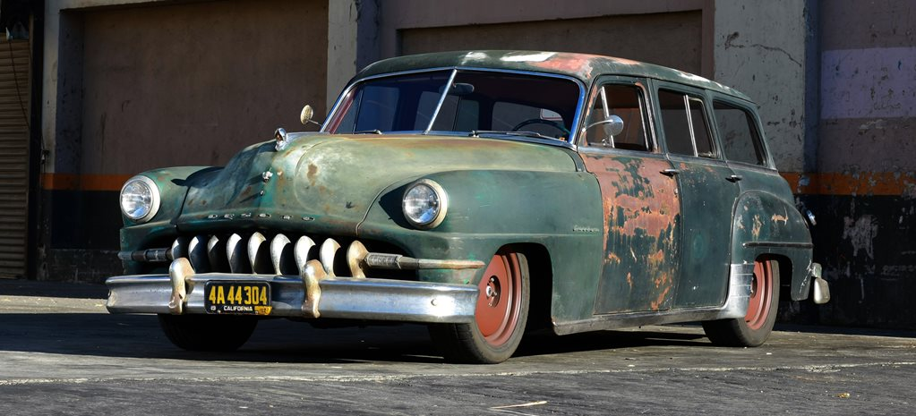 VIDEO: ICON'S DERELICT DESOTO WAGON IS THE ULTIMATE RAT ROD DAILY