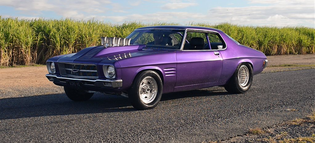 VIDEO: WILD HQ MONARO HEADS FOR DRAG WEEK 2015