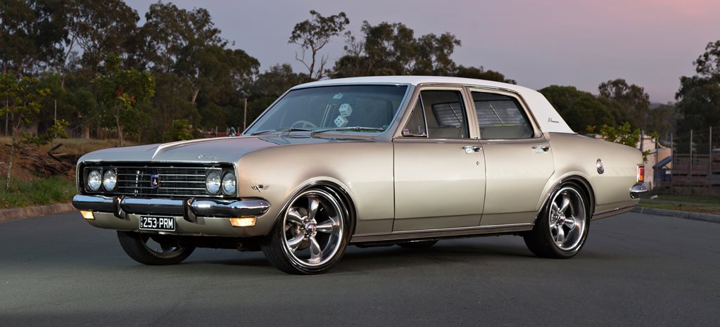 1970 HOLDEN HG PREMIER: READER'S CAR OF THE WEEK