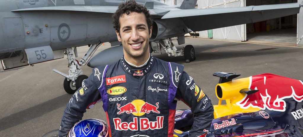 DANIEL RICCIARDO TO DRAG RACE F1 CAR AT PERTH SPEED FEST