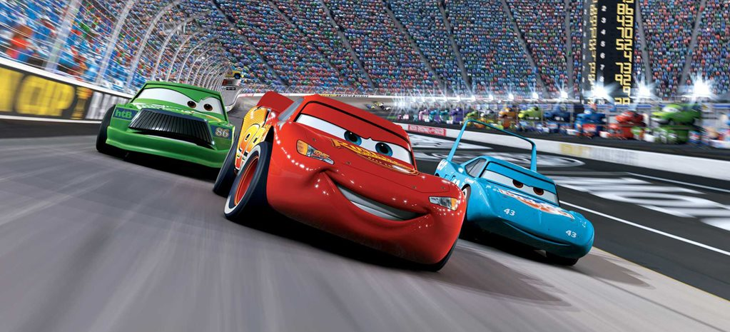 CARS (2006): RIPPER CAR MOVIES