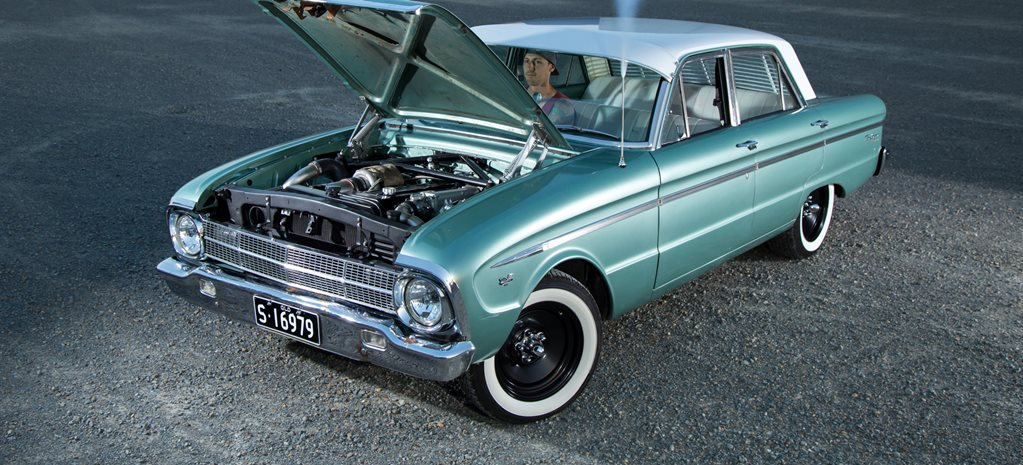 1JZ 1964 XM FORD FALCON: READER'S CAR OF THE WEEK
