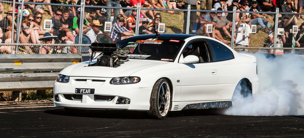 VIDEO: RED CENTRE NATS BURNOUT MASTERS