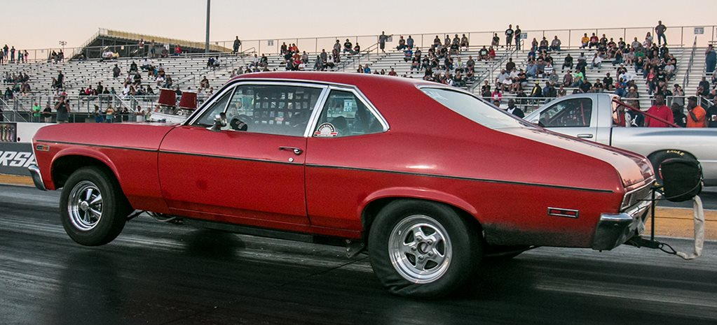 VIDEO: SCOTTY'S DRAG WEEK UPDATE #1