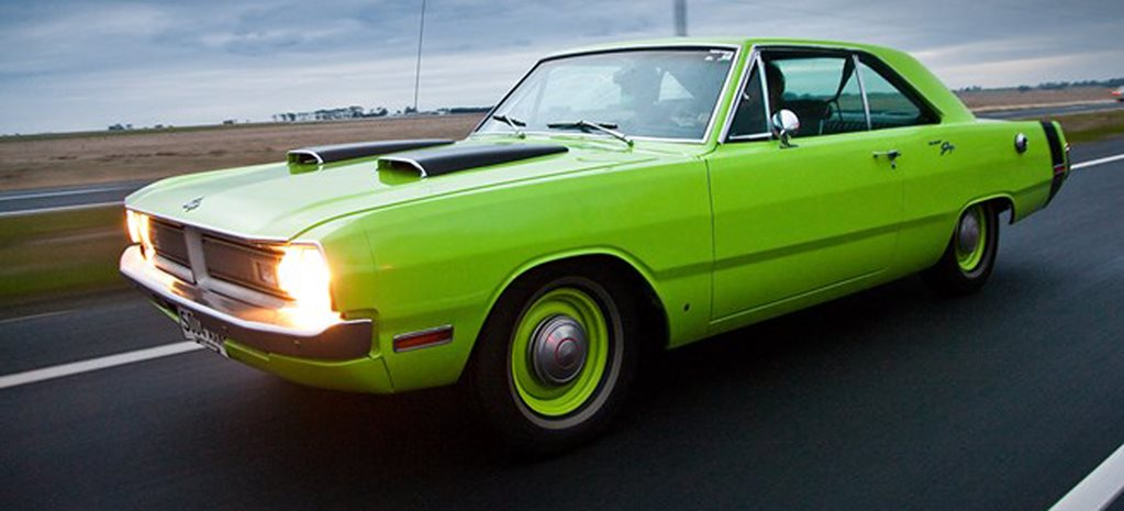 VIDEO: DRIVING THE DODGE DART SWINGER