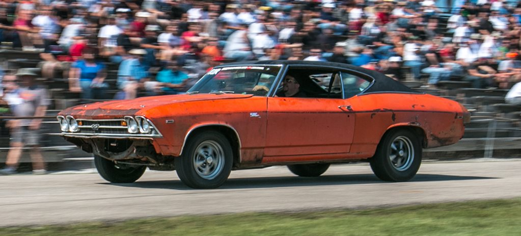 VIDEO: SCOTTY'S DRAG WEEK UPDATE DAY THREE