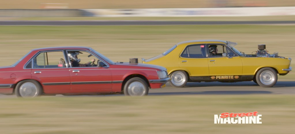 VIDEO: PERFORMANCE CAR MANIA DRAGS