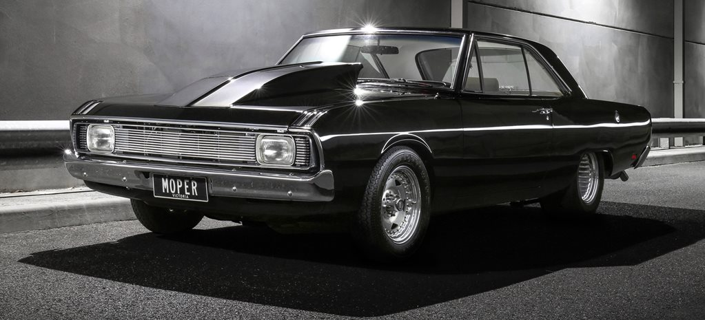 10-SECOND CHRYSLER VG VALIANT STREETER