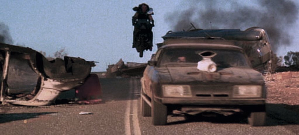 MAD MAX 2 (1981): RIPPER CAR MOVIES