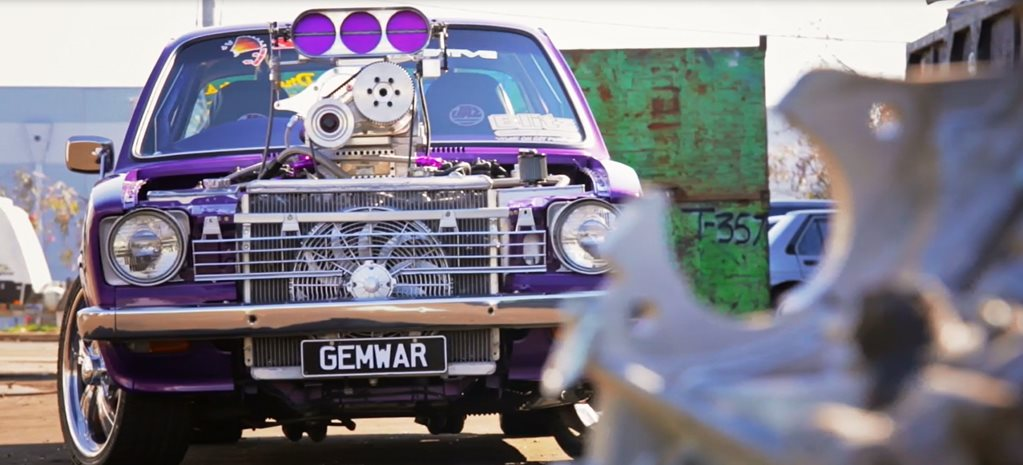 VIDEO: WAR MACHINE – CHECK OUT THIS INSANE LS1 GEMINI
