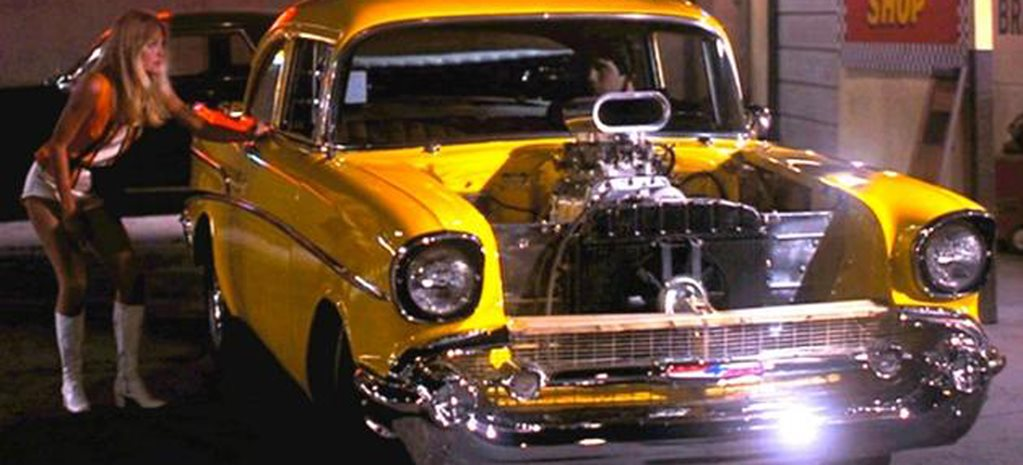The Hollywood Knights 1980 Ripper Car Movies