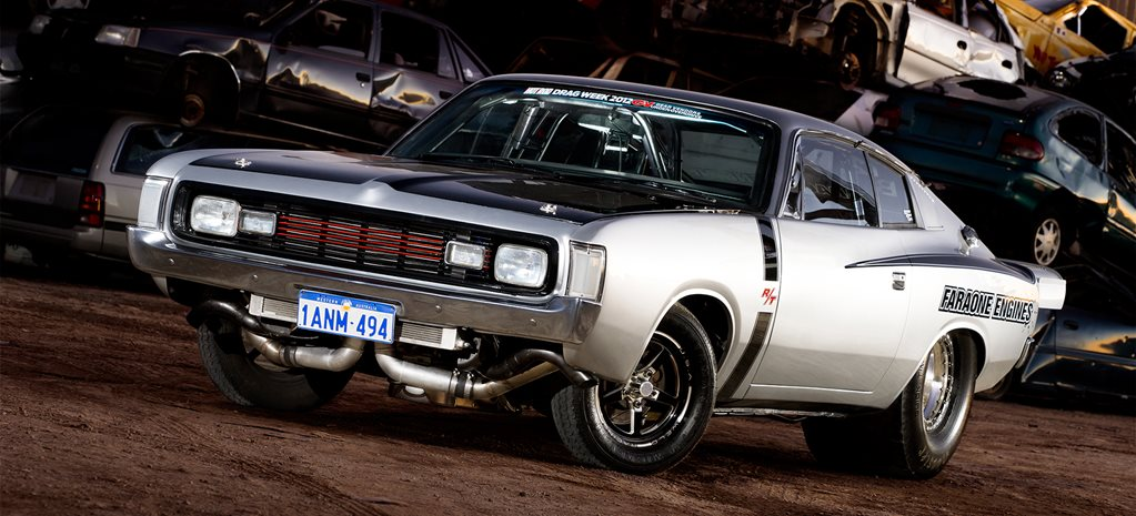 2500HP VALIANT R/T CHARGER STREETER
