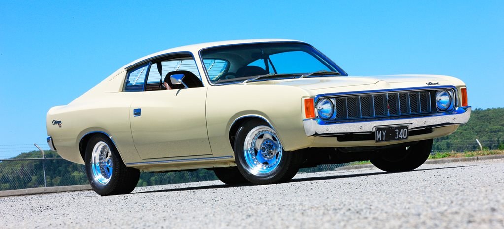 340CI CHRYSLER VJ VALIANT CHARGER: READER'S CAR OF THE WEEK