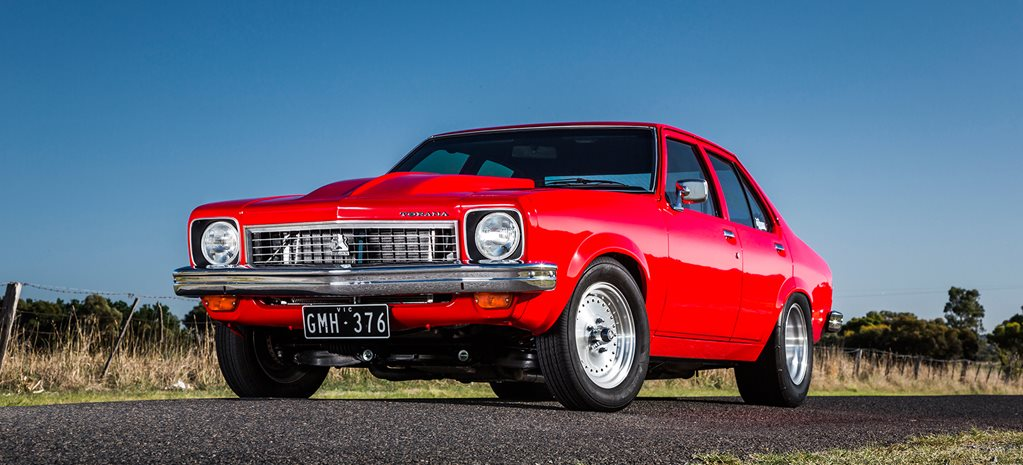 SUPERCHARGED LS3 TORANA NINE-SECOND STREET WEAPON
