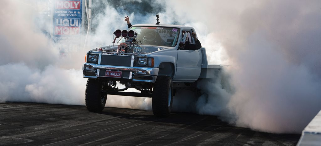 SUMMERNATS 29 BURNOUT MASTERS – THE CONTENDERS