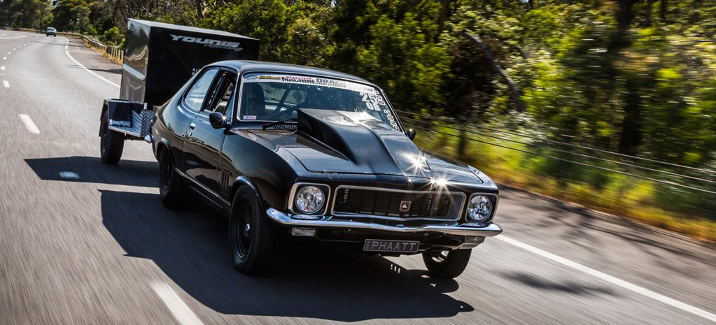 VIDEO: LOUIS YOUNIS'S TORANA AND GREAT GUMTREE SPECIAL