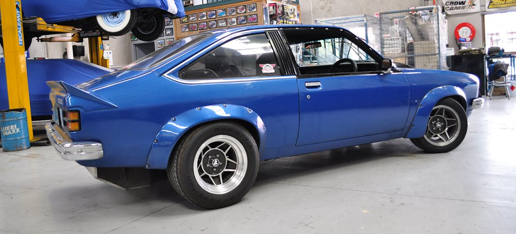 WIN OUR HOLDEN TORANA HATCHBACK!