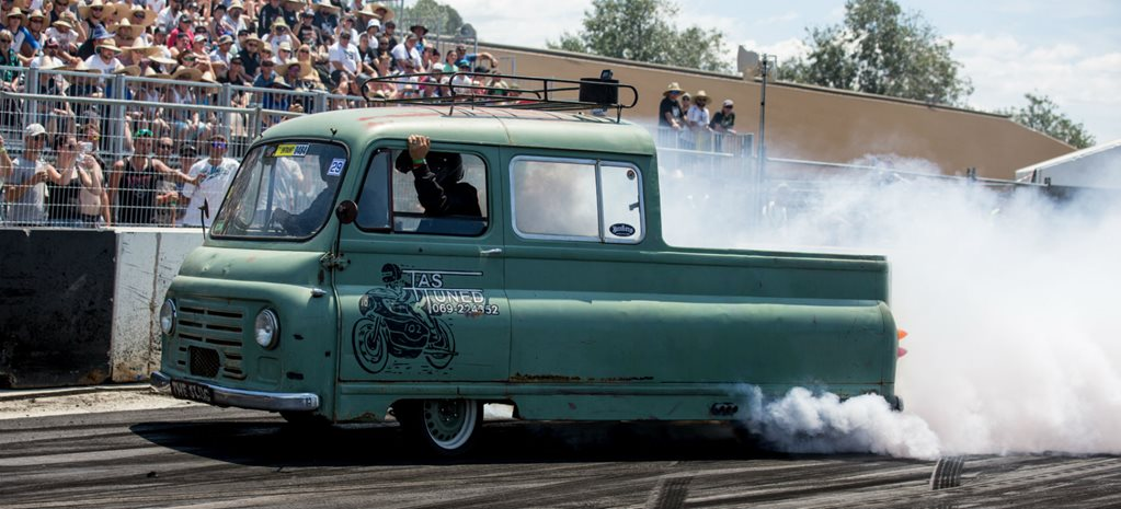 VIDEO: THE SLUG AT STREET MACHINE SUMMERNATS 29