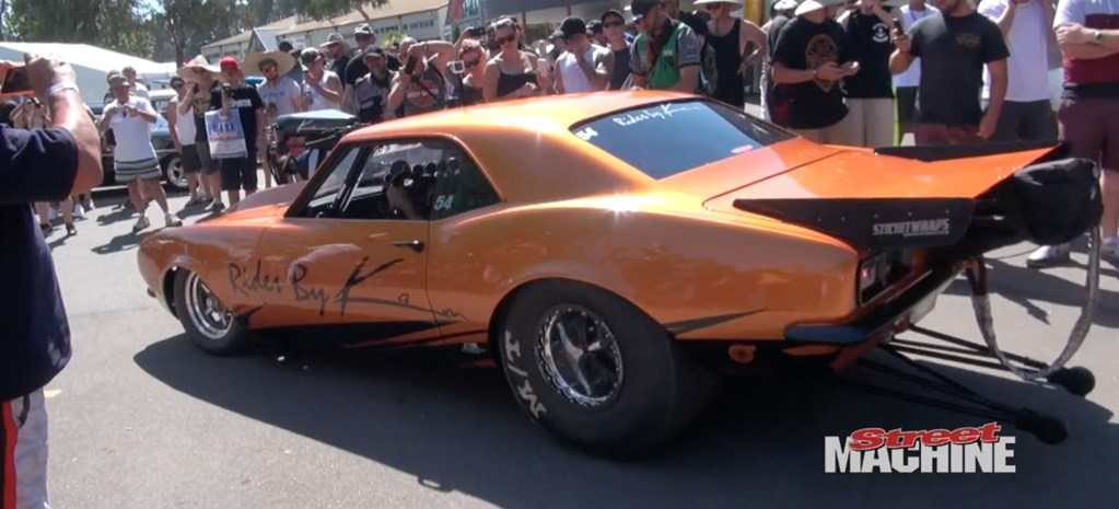 VIDEO: RIDING IN THE RIDES BY KAM CAMARO AT SUMMERNATS
