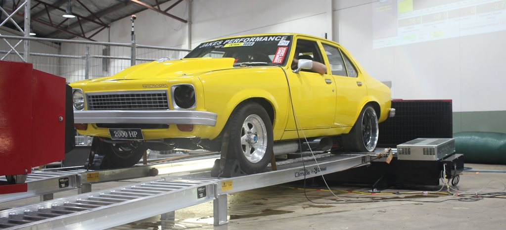 VIDEO: JAKE'S 2000HP TORANA WINS HORSEPOWER HEROES AT SUMMERNATS 29
