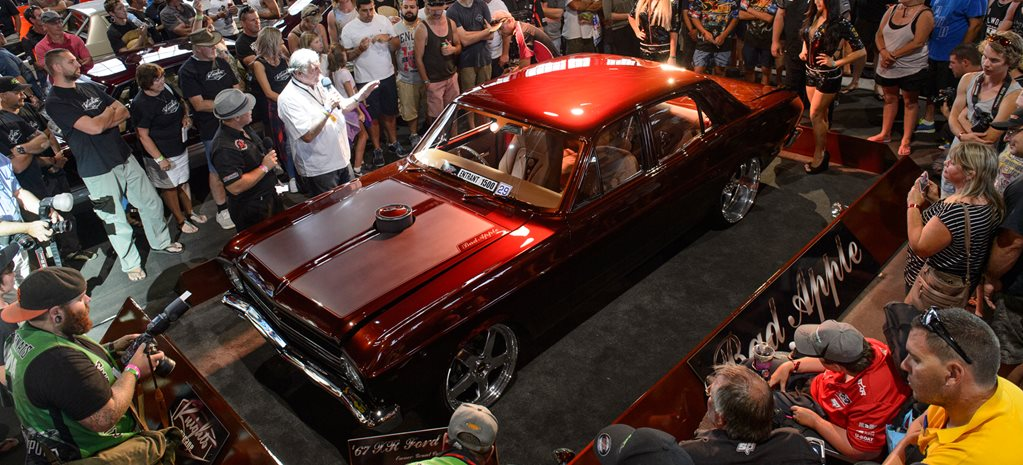 VIDEO: SUMMERNATS 29 PEOPLE'S CHOICE-WINNING XR FALCON