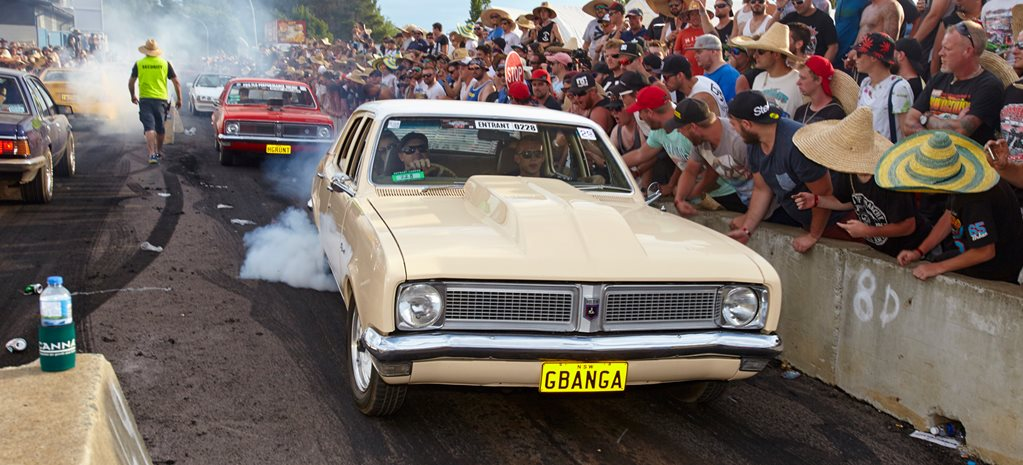 VIDEO: CRUISING AROUND STREET MACHINE SUMMERNATS 29