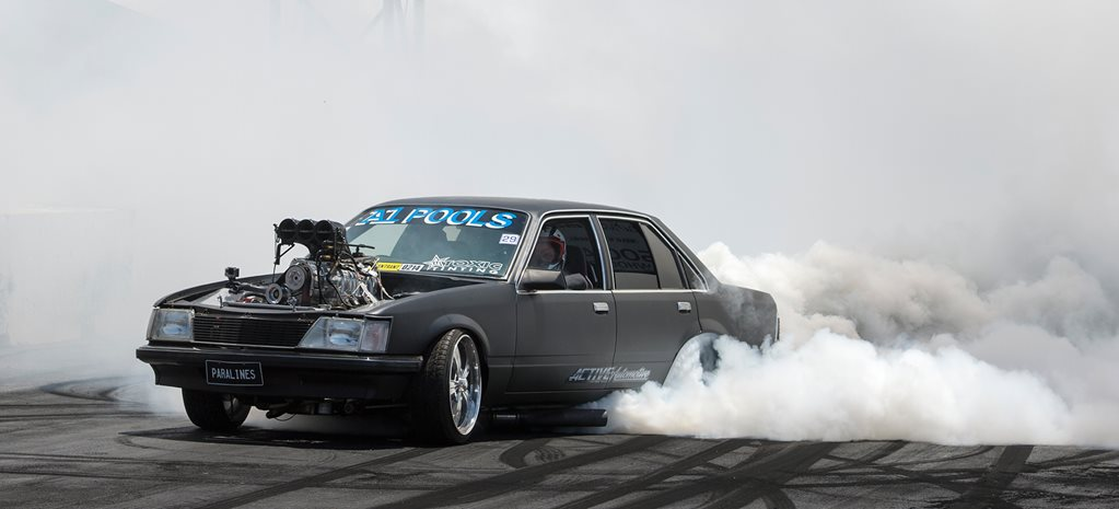 VIDEO: PARALINES COMMODORE AT STREET MACHINE SUMMERNATS 29