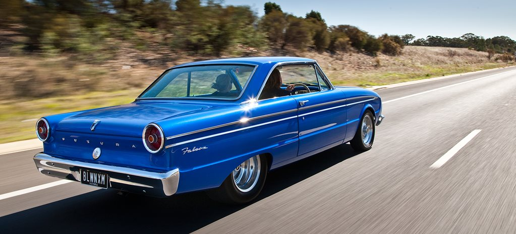 BLOWN 565HP FORD XM FUTURA COUPE