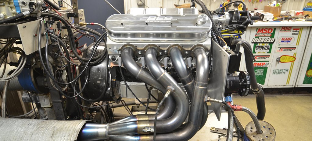 VIDEO: 1100HP NATURALLY ASPIRATED LS-ENGINE ON THE DYNO