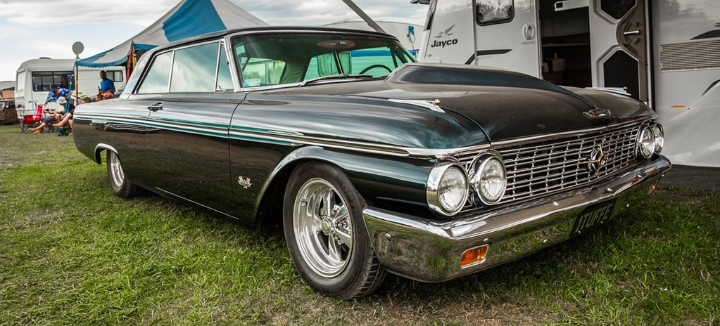 VIDEO: GT40-POWERED '62 FORD GALAXIE IN NEW ZEALAND