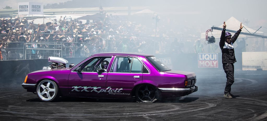 INTERVIEW WITH SUMMERNATS 29 BURNOUT MASTER ANDREW POOL