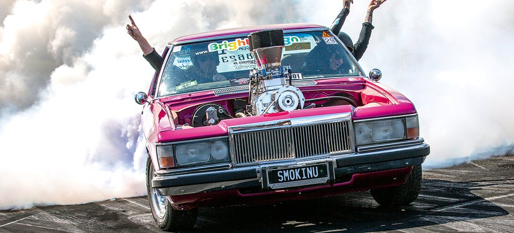 INTERVIEW WITH SUMMERNATS 29 BURNOUT CHAMPION DARREN BROMAGE
