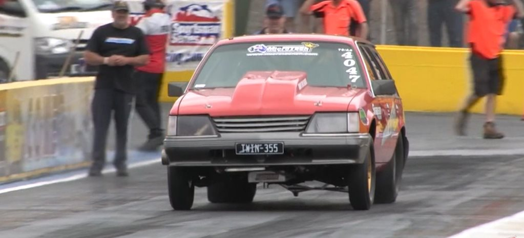 VIDEO: WORLD'S FIRST SEVEN-SECOND HOLDEN V8 WAGON