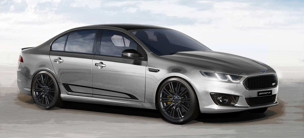 FALCON XR6 AND XR8 SPRINT MODELS CONFIRMED WITH UP TO 400kW