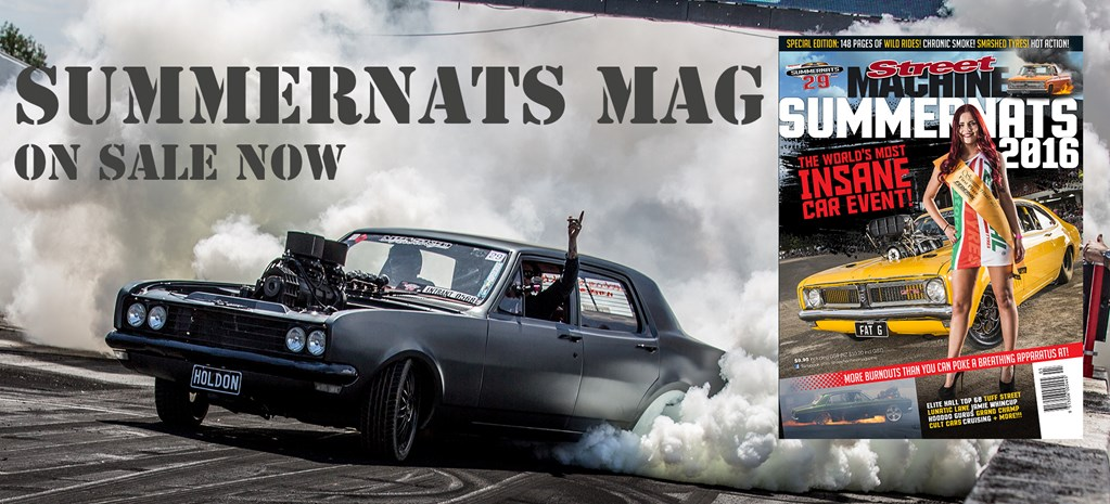STREET MACHINE SUMMERNATS 29 MAG ON SALE NOW